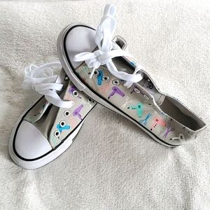 Hairdresser Themed Tennis shoes